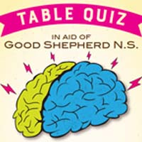 Good Shepherd National School Table Quiz 2019