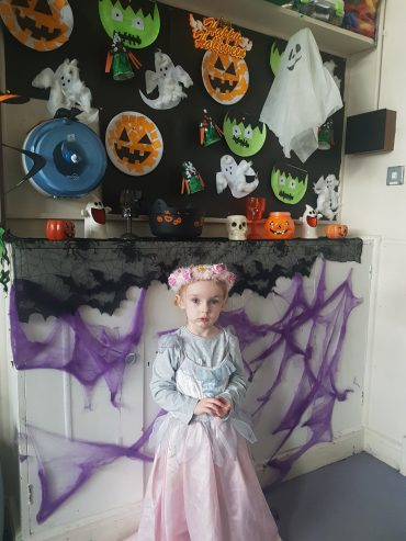 Halloween Hoolie!