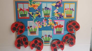 Spring Time Crafts
